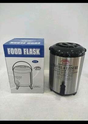 Pirtable tea flask image 1