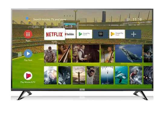 TCL 43 inches Smart LED Tv Android OS -43S6500 image 1