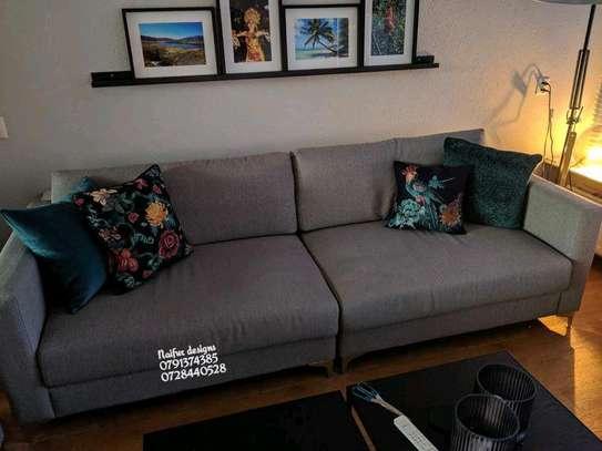 Latest sofas and Couches /modern sofas kenya/three seater sofas/sofas for sale in Nairobi Kenya image 1