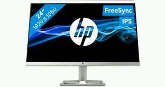 HP 24F IPS Full HD Display TFT Monitor + HDMI & VGA Cables