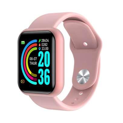 Hot Selling D20/Y68 Smart Watch Fitness Bracelet image 5