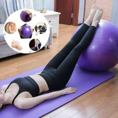 Yoga ball/pregnancy ball image 1