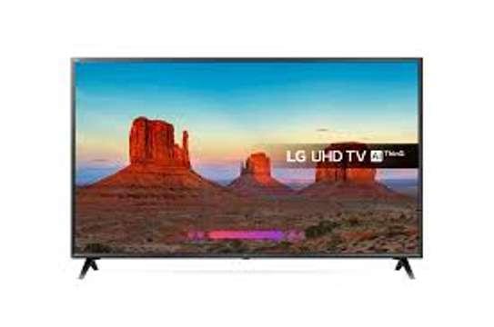 """LG 49UK6300PVB - 49"""" - Smart UHD 4K LED TV - HDR - Black -2018 MODEL image 1"""