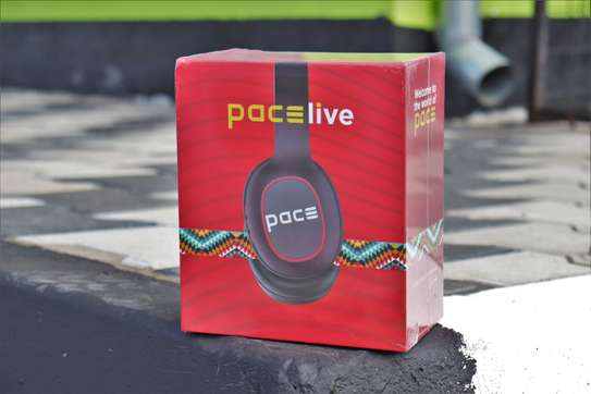 Pace Live Bluetooth Headphones image 1