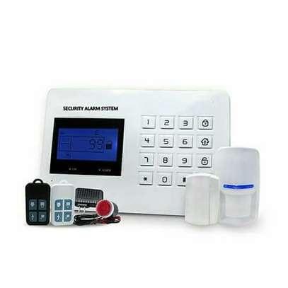 Intruder/Burglar Alarm Systems