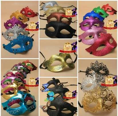 Posh Masquerade Masks image 1