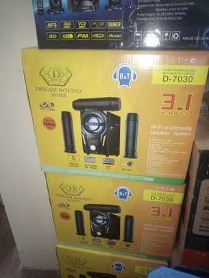 Dream Sound 3.1 D-7030 Woofers image 1