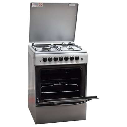 Ramtons 3G+1E 60X60 SILVER COOKER- RF/406 image 3