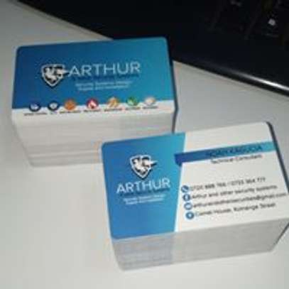 BUSINESS CARD DESIGNING & PRINTING image 5
