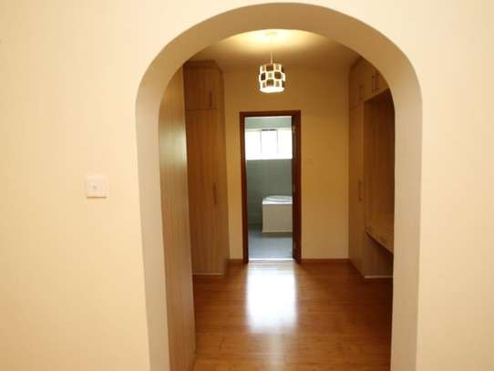 5 bedroom townhouse for rent in Kileleshwa image 20