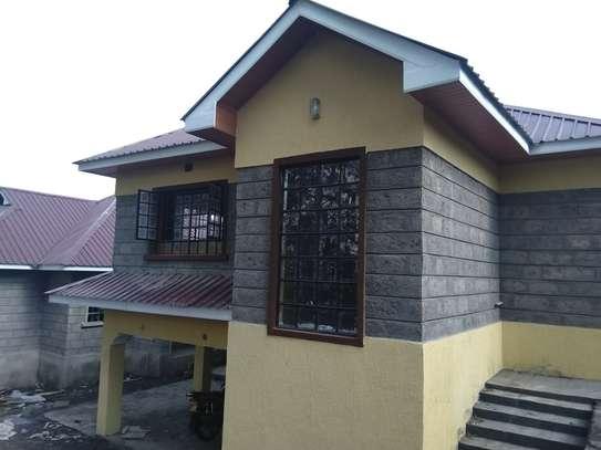 On sale; An elegant 3 bedroom maisonette in Ongata Rongai image 11