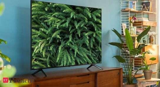 Vitron New 55 inches Smart UHD-4K Frameless Tvs image 1