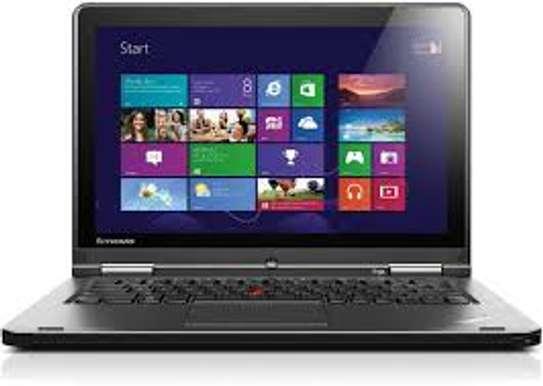 Lenovo laptop ThinkPad Yoga 12 Core I5 8gb RAM 128gb SSD image 3
