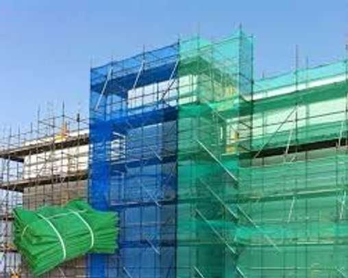 scaffold safety nets image 1