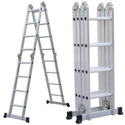 Aluminium Ladder 5meters image 1