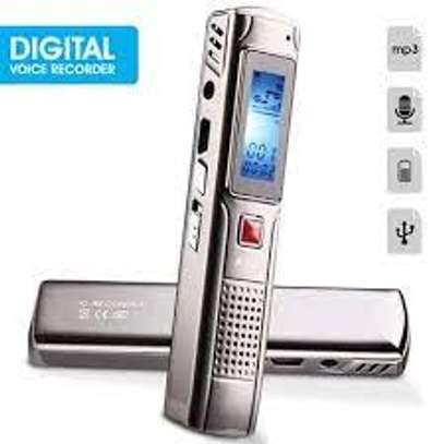 Enet Digital Voice Recorder M50 uses HD professional audio processing chip image 1