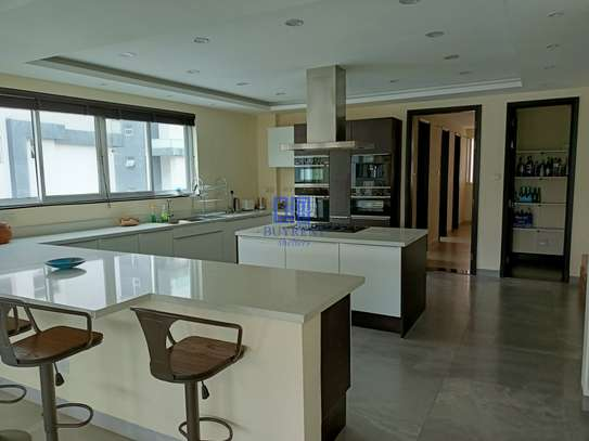 Furnished 4 bedroom apartment for rent in General Mathenge image 8