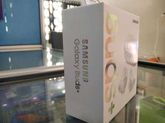 Samsung Galaxy Buds Plus brand new and sealed in a shop. image 2