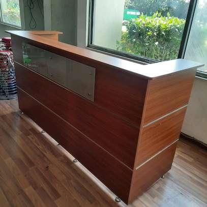 2 M Reception Desk image 1