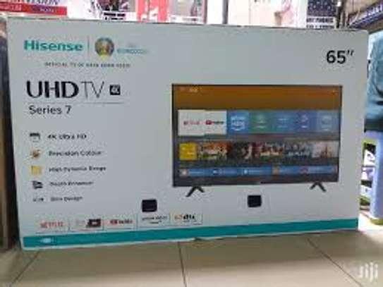 Hisense, 65 Inch Smart  4K UHD TV