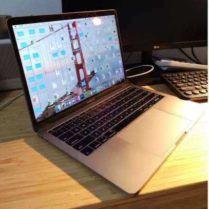 Latest Macbook pro 2017 with touch bar image 3