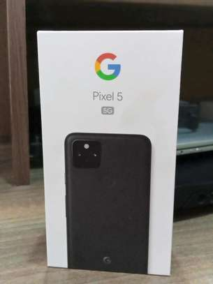 Google Pixel 5 5G brand new and sealed in a shop image 1