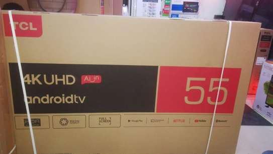 TCL 50 Android 4kUHD TV image 2