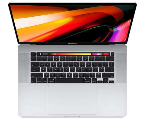 New Apple MacBook Pro (16-Inch, 16GB RAM, 1TB Storage, 2.3GHz Intel Core i9) - Silver image 1