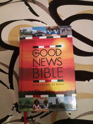 Good News Bible.