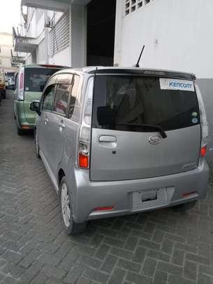 Daihatsu Move G Wagon 2012 image 3