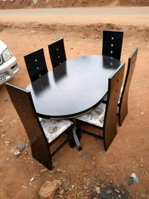 Customized stained dinning table