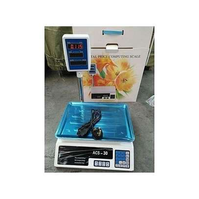 ACS 30 Digital weighing scale