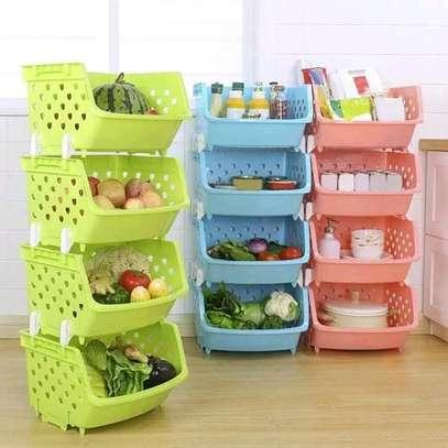 Vegetable rack image 1