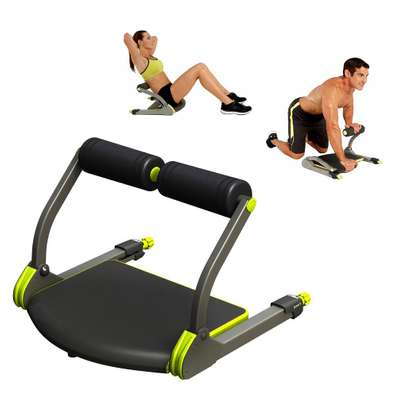 Six Pack Core Fitness Abs Workout Exercise Machine
