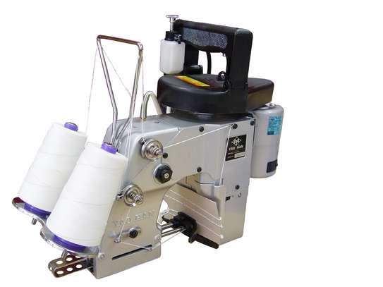 Newlong portable bag closer/rice bag sewing machine