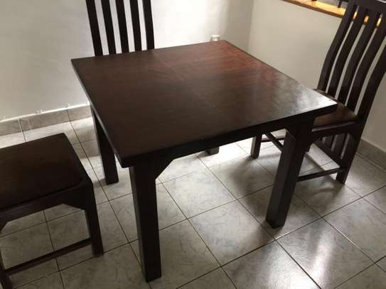 Square dining table or general use table