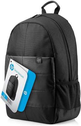 HP 15.6-inch Classic Laptop Backpack, Black - 1FK05AA image 4