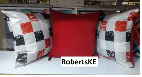 Double sided throw pillows image 3