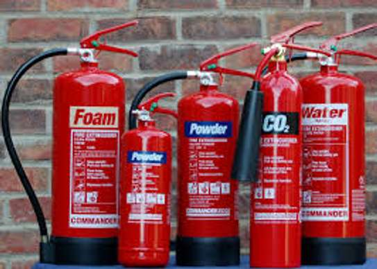 Fire Extinguishers Cylinders image 2