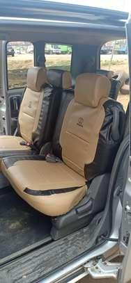Sienta Car seat covers image 5