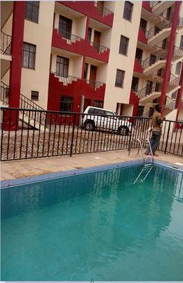 three bedroom with swimming pool