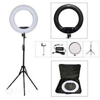 18 Inch Makeup Ring Light With Remote image 1