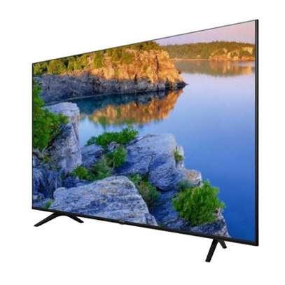 Hisense Smart UHD-4K 55 inches Digital TVs image 1