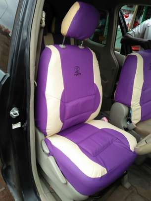 Bright Car Seat Covers image 5