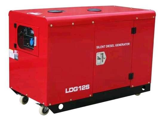 10kva automatic diesel generator image 1