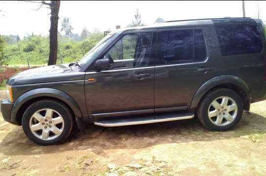CLEAN LAND ROVER DISCOVERY 3 FOR SALE image 2