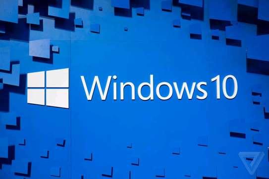 Windows 10 installation image 1