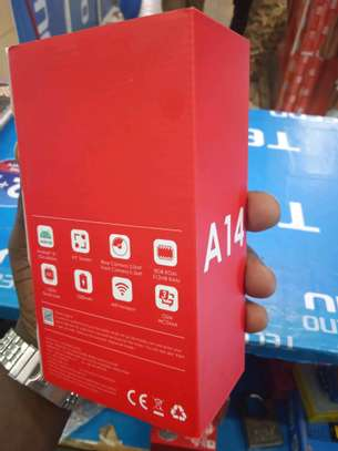 Itel A14 new 8gb storage 3G network Android 8.1 Oreo image 2