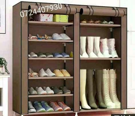 Executive Portable Quality Shoe Rack image 6