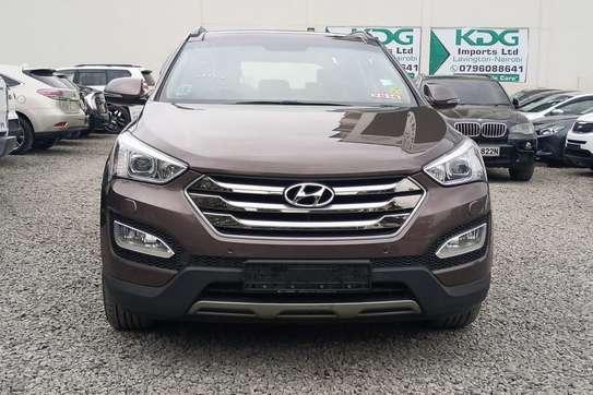 Hyundai Santa Fe image 3